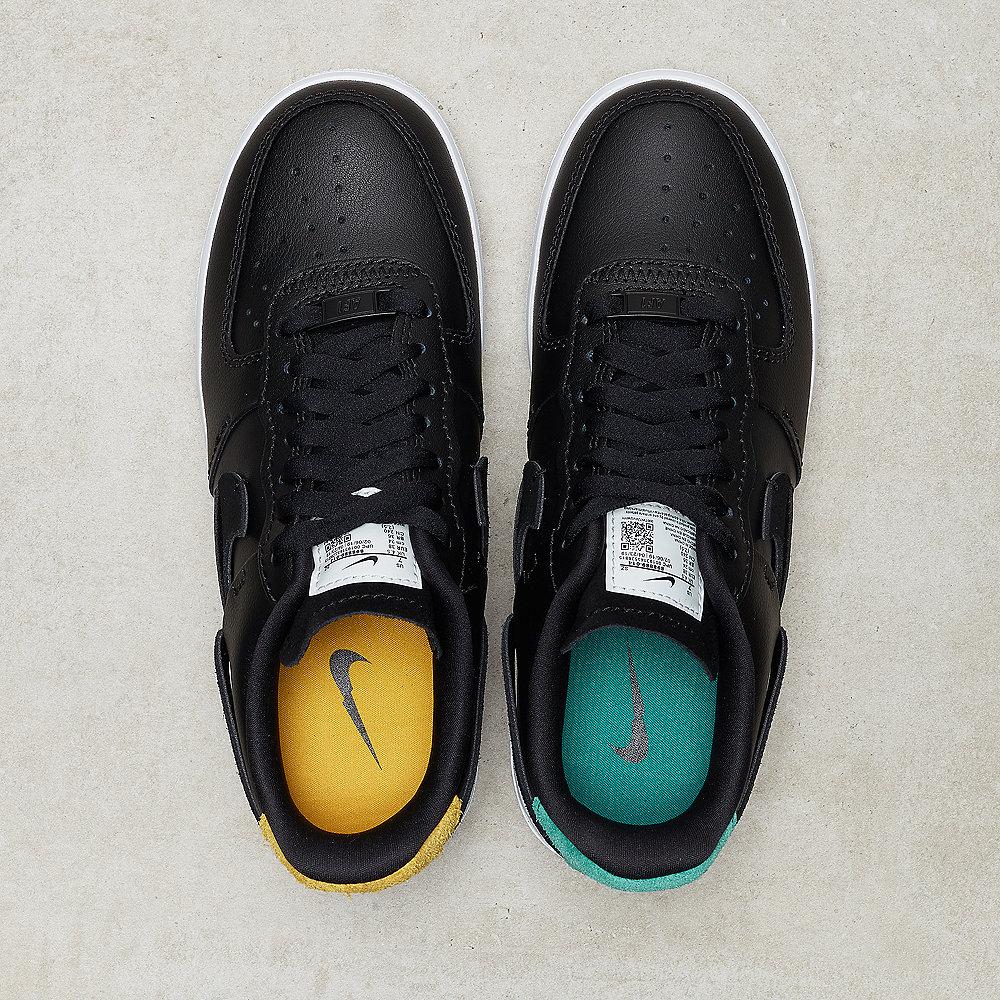 NIKE Nike Air Force 1 '07 Lux Shoe black/antracite mystic greenja