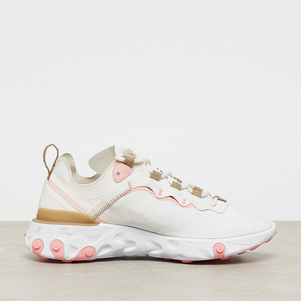NIKE React Element 55 phantom/lt orewood brn-parachute beige