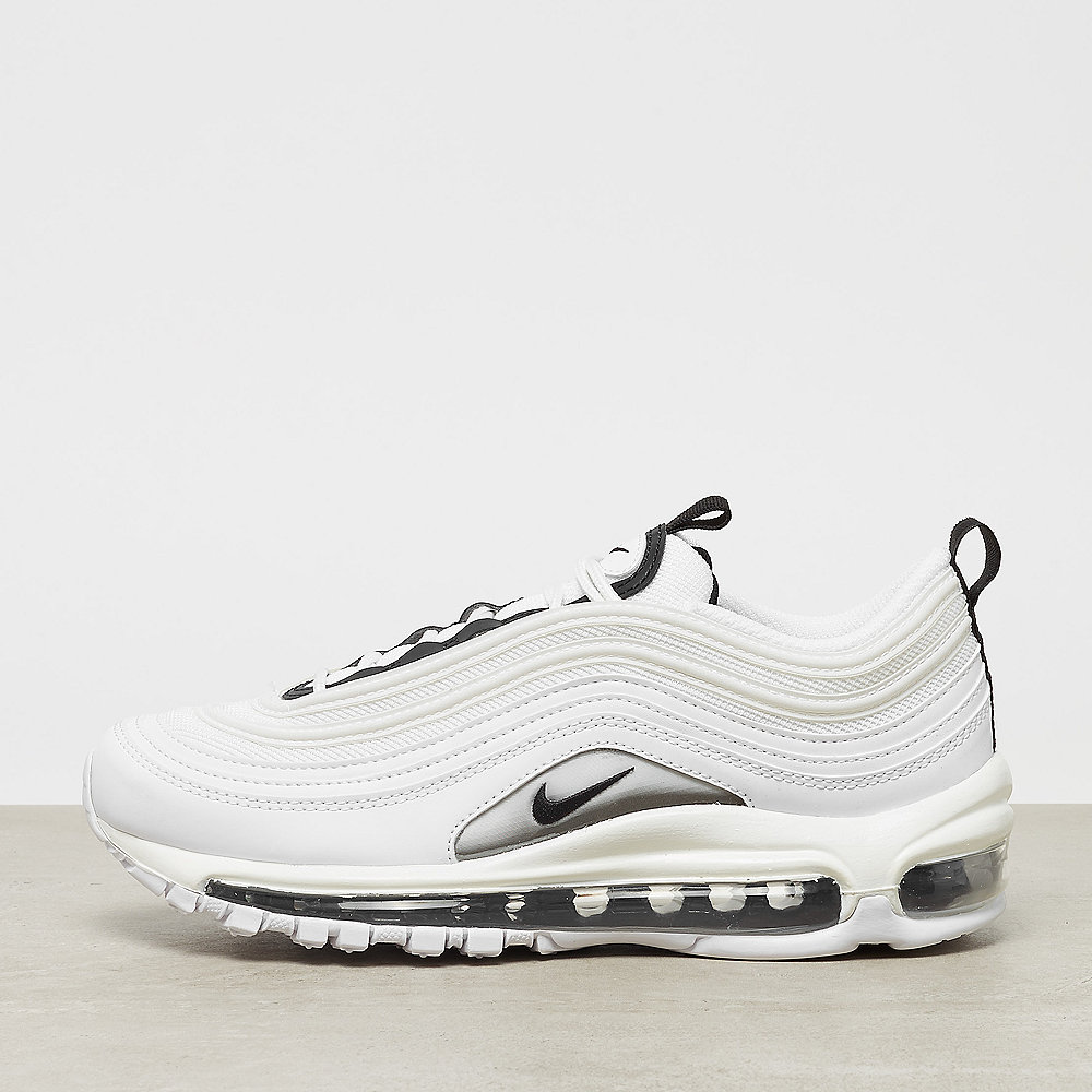 NIKE Wmns Air Max 97 white/black-summit white-white