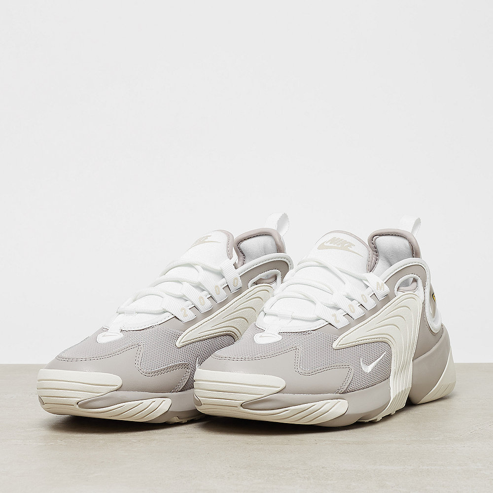 NIKE Nike Zoom 2K moon particle/summit white