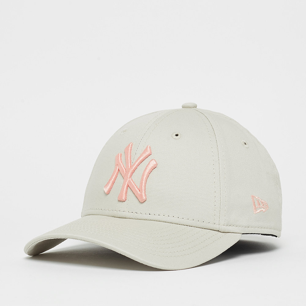 New Era  9 Forty New York Yankees stone/blush sky