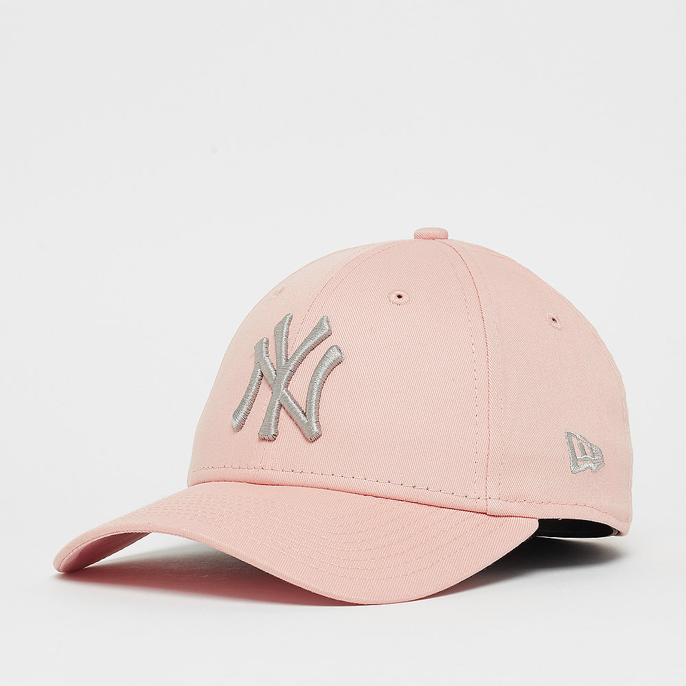 New Era  9 Forty New York Yankees blush sky/gray