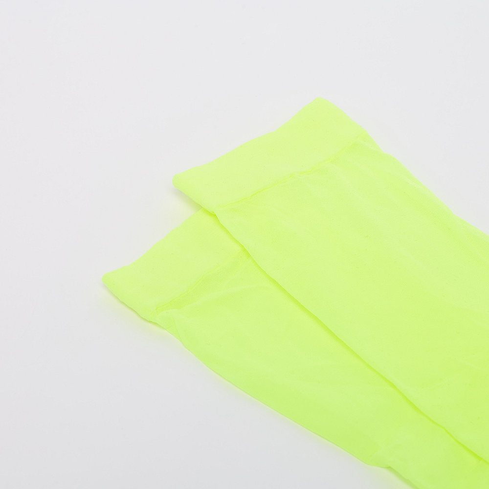 ONYGO Neon Socks yellow