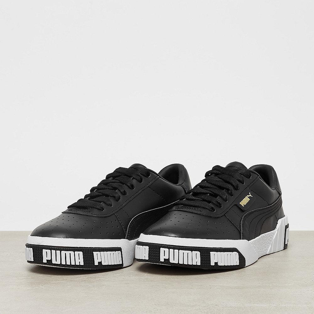 Puma Cali Bold puma black-metallic gold
