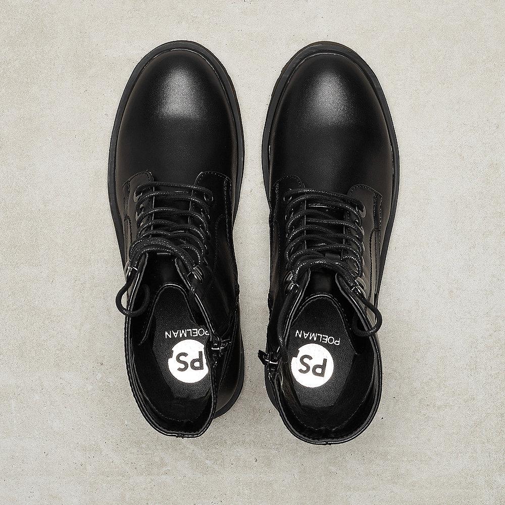 Poelman Laureen Combat Boot black