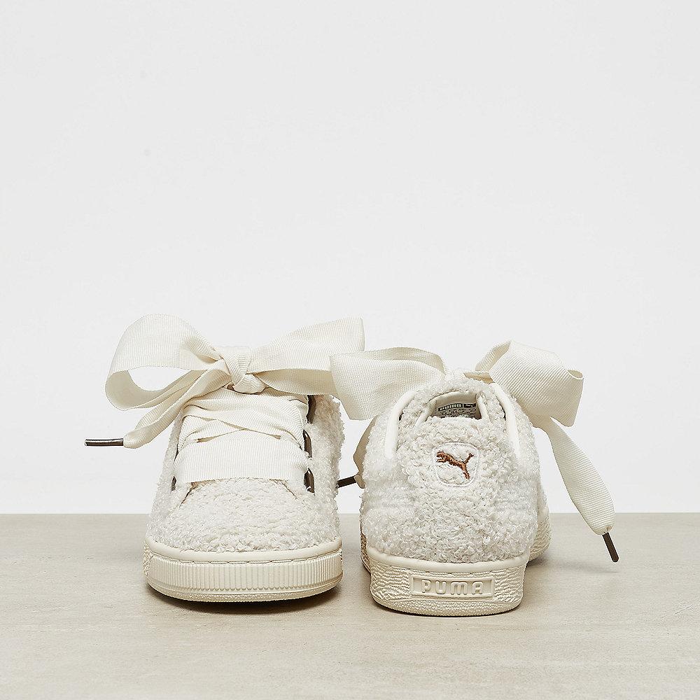 sports shoes cb2ce fbe06 Basket Heart Teddy Wns whisper white-whisper white