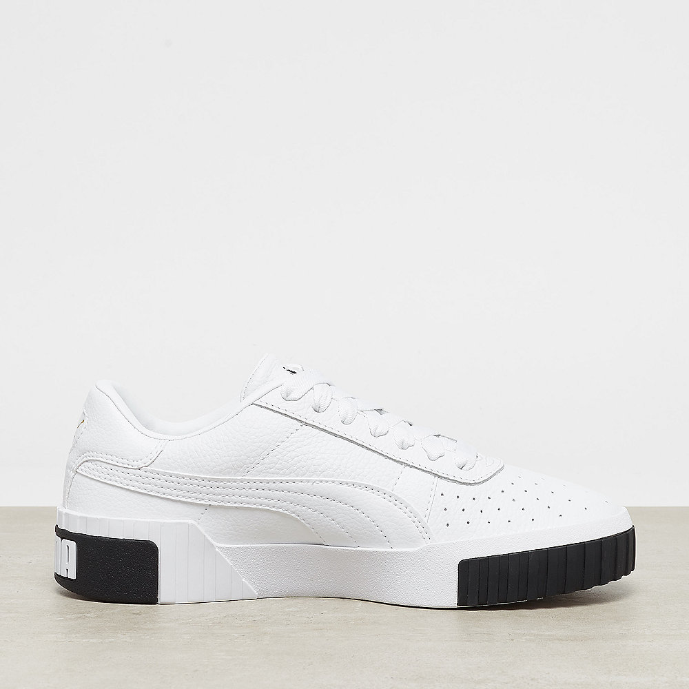 Puma Cali Wn's white/black