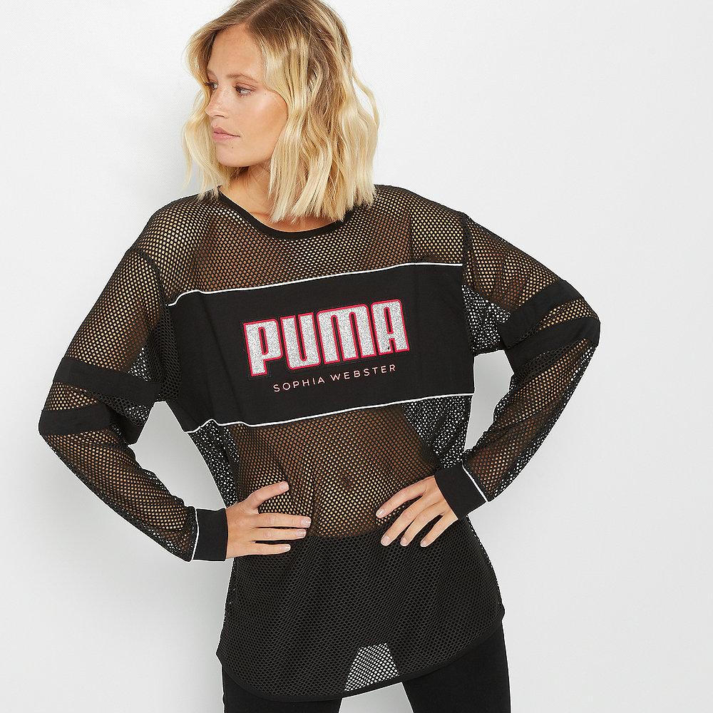 Puma PUMA x SOPHIA Longsleeve black