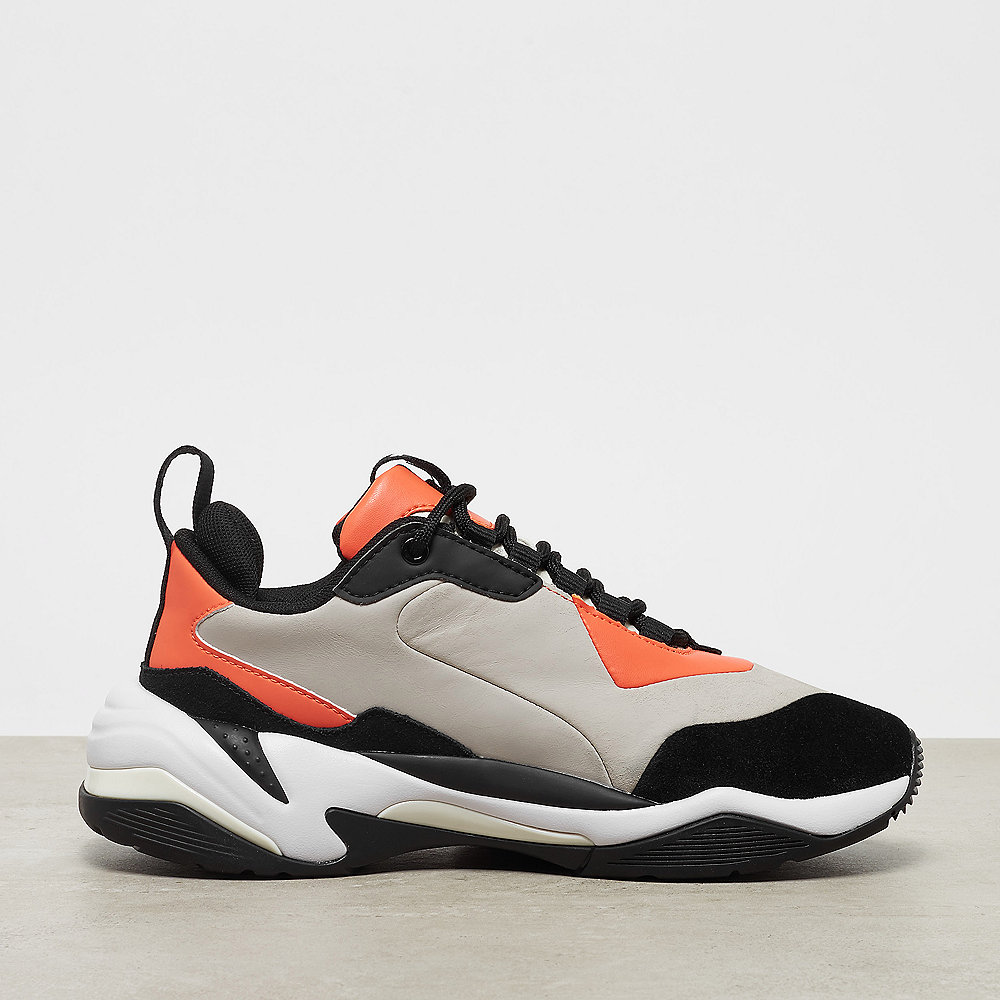 Puma Thunder Nature nasturtium/silver grey/whisper white