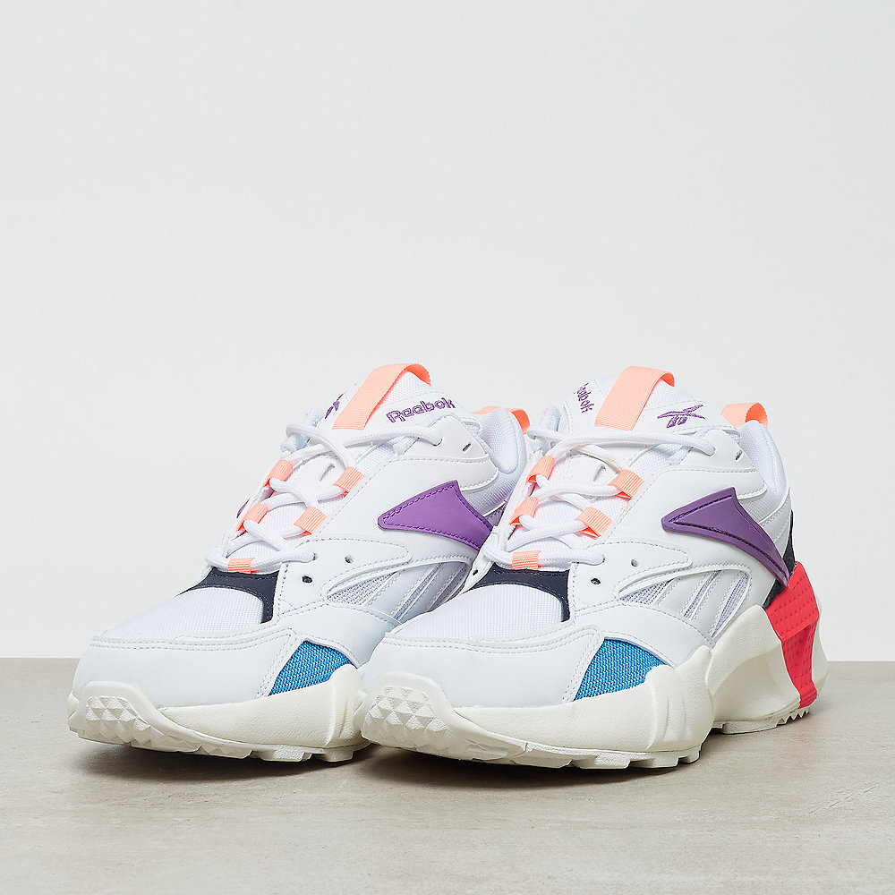 Reebok Aztrek double mix pops white/grape punch/bright