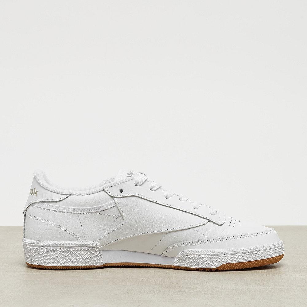 Reebok Club C 85 white/light grey/gum