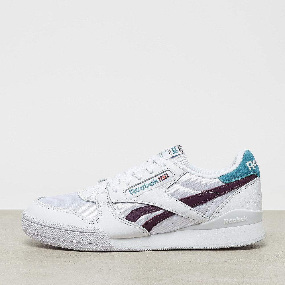 Reebok Phase 1 Pro Mu wedge-white/mineral mint/urban violet