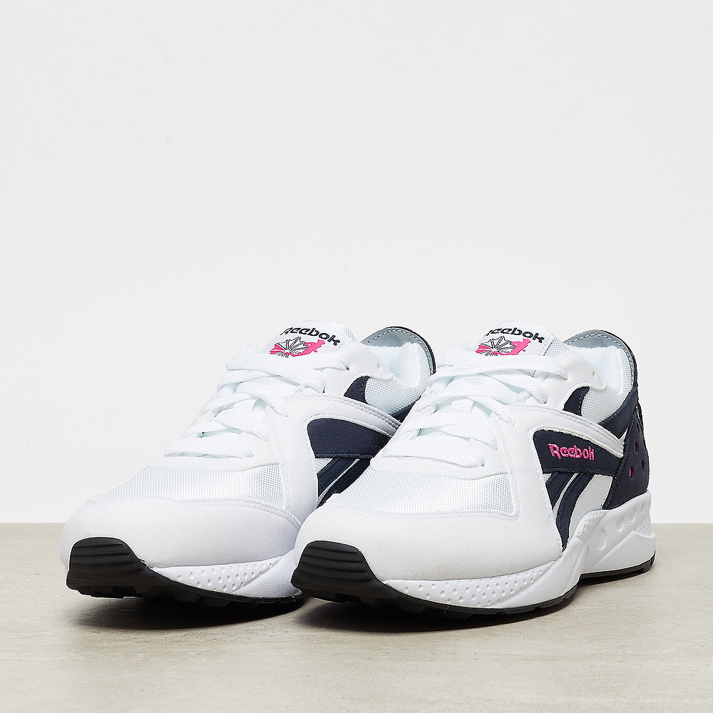 Reebok Pyro  white/night navy/pink fusion/black