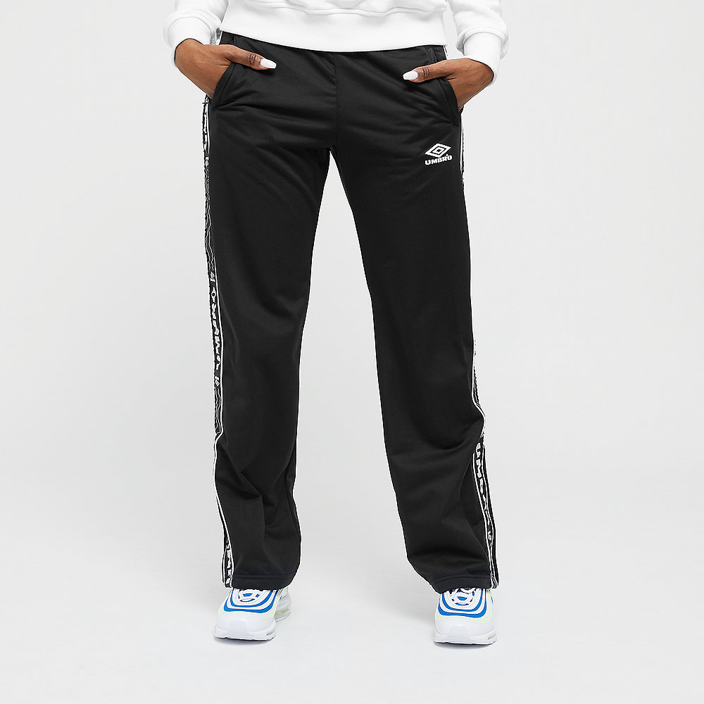 Umbro Taped Track Pant black/white