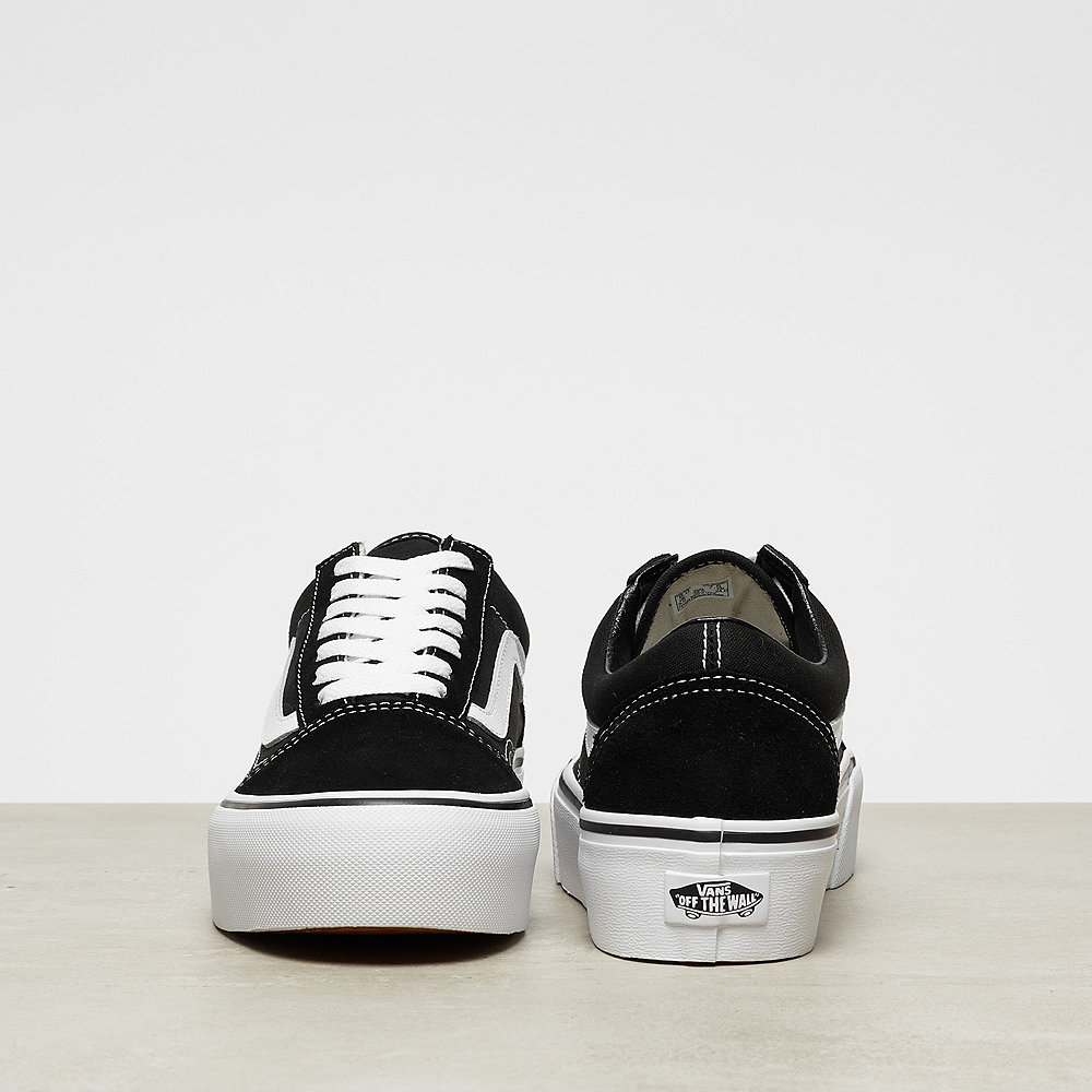 Blackwhite Platform Old Skool Skool Old mOny80vNw