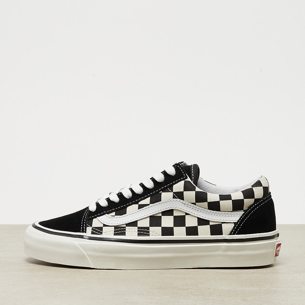 Vans UA Old Skool 36 DX black/check online bei ONYGO
