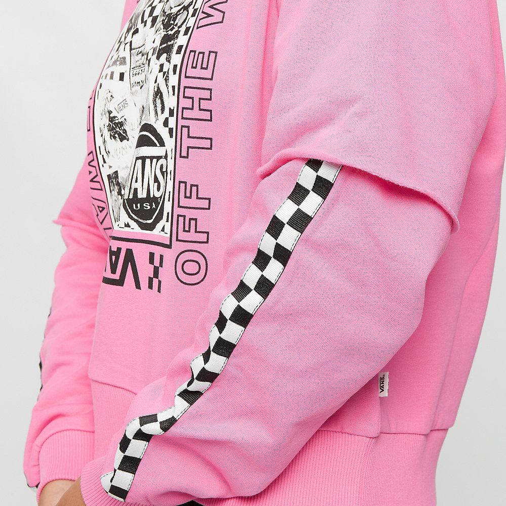 Vans Lady Vans Sting Hoodie azalea pink