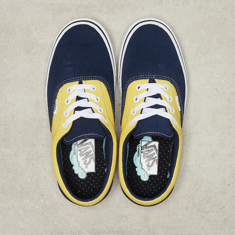 Vans UA ComfyCush Era dress blues/aspen gold