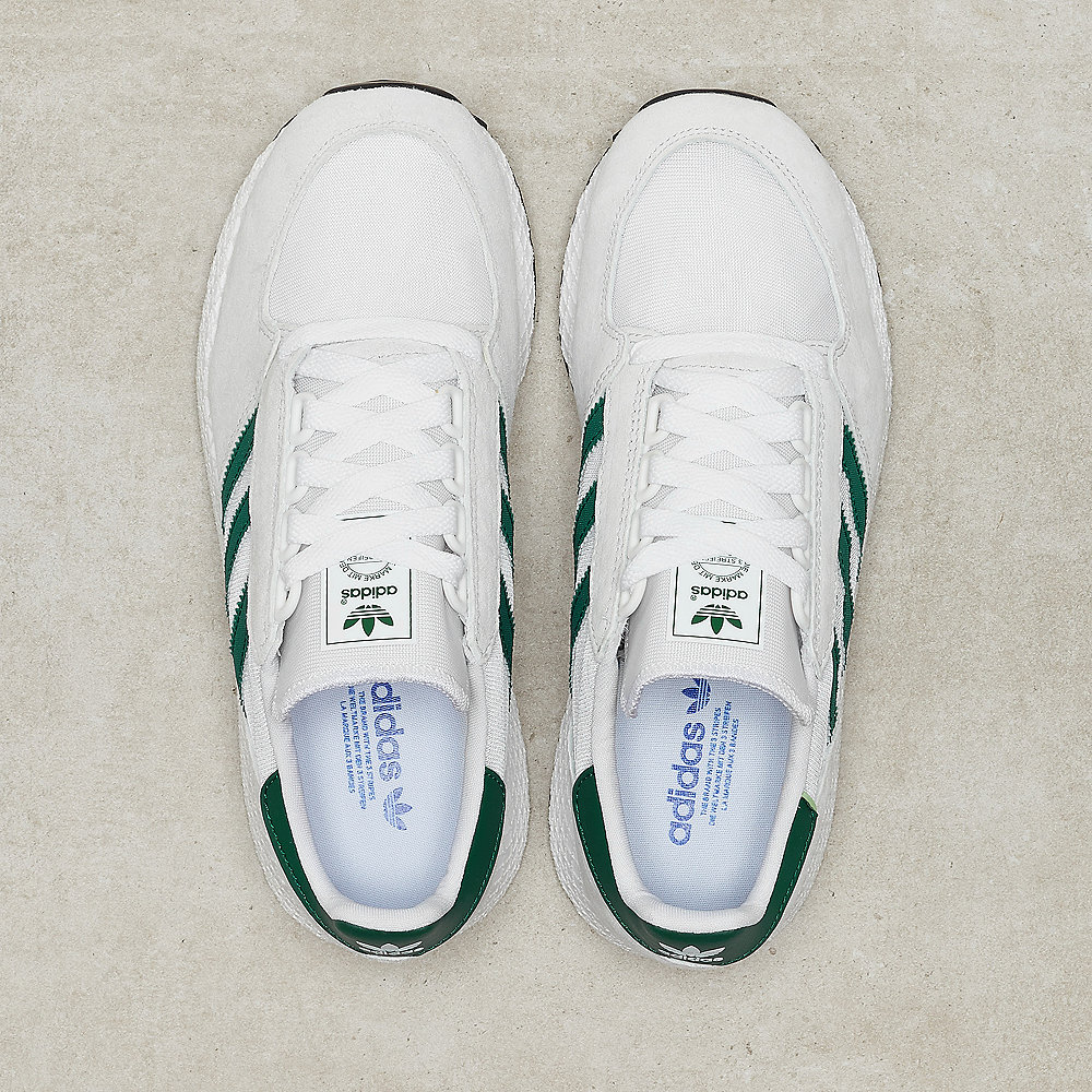adidas Forest Grove (Crystal White Collegiate Green Core Black)