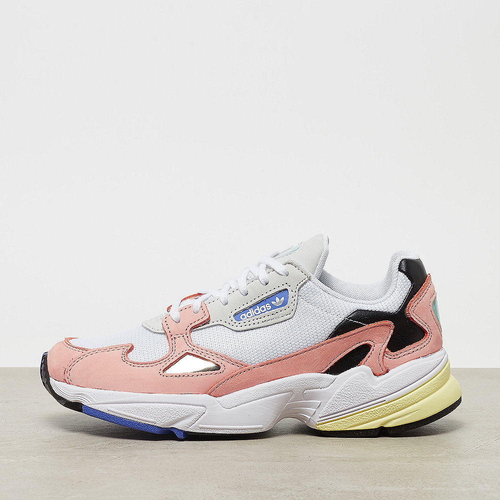 Falcon white/trace pink/black/real lilac/silver met/mint/ic