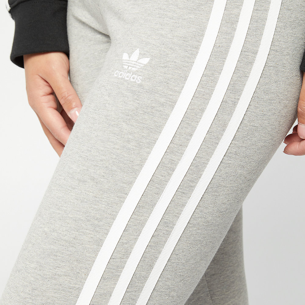 adidas 3 Str Tight medium grey heather