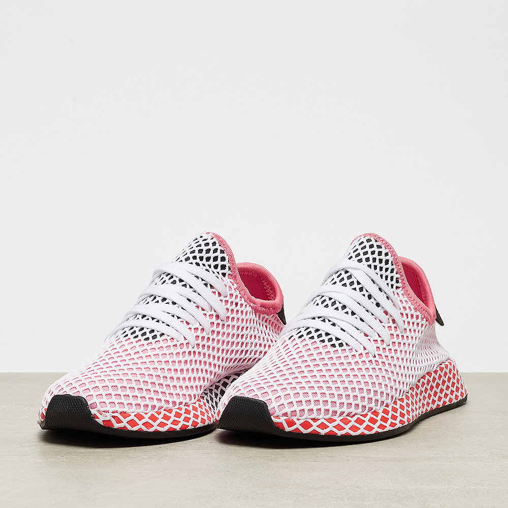 adidas Deerupt Runner chalk pink/chalk pink/bold orange