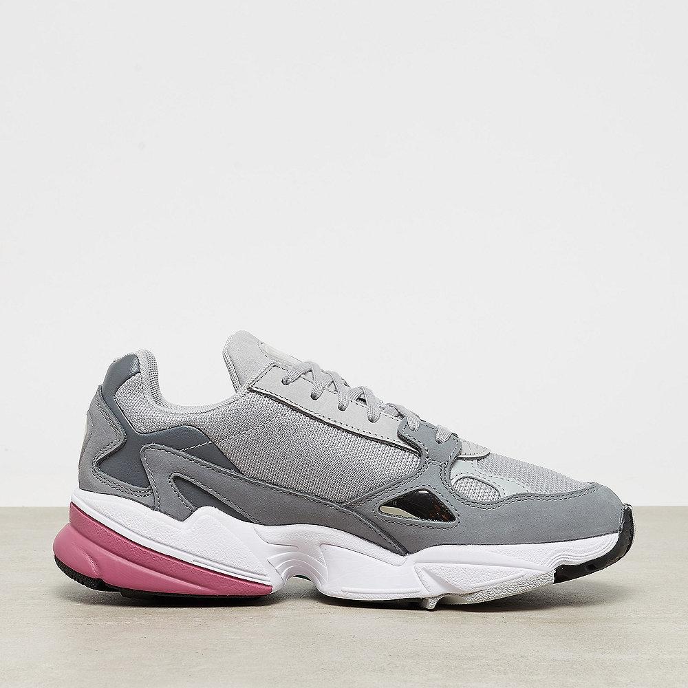 adidas Falcon W grey two/grey two/trace maroon