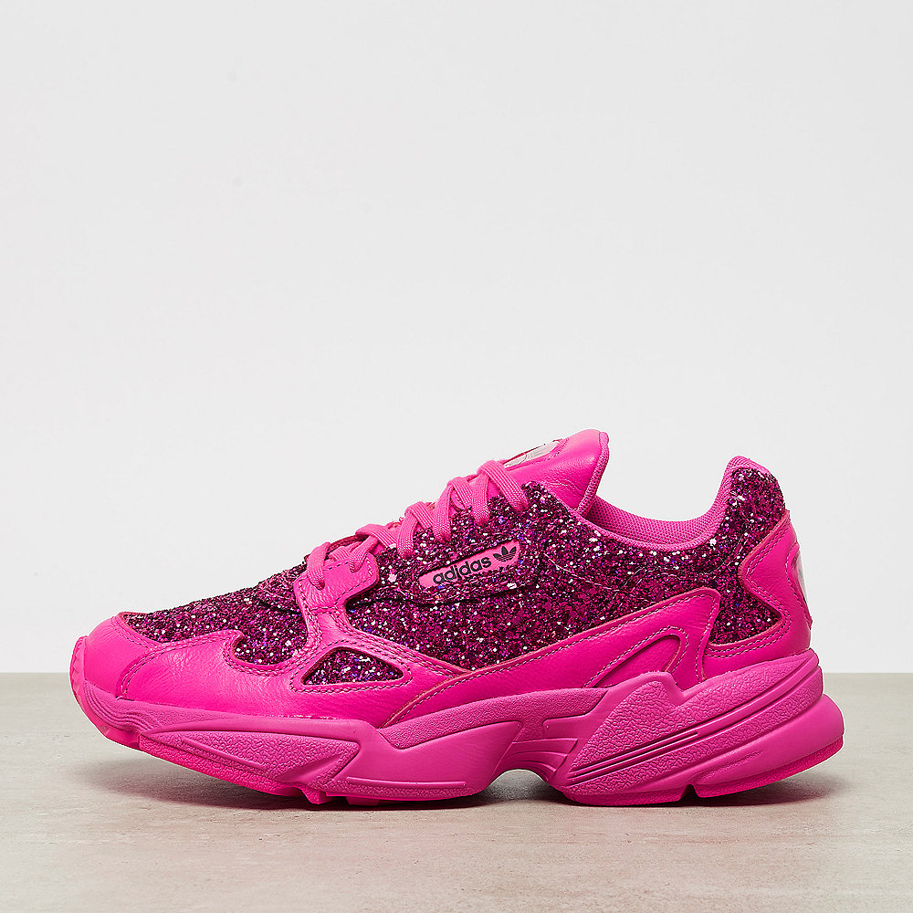 adidas Falcon W shock pink/shock pink/collegiate purple