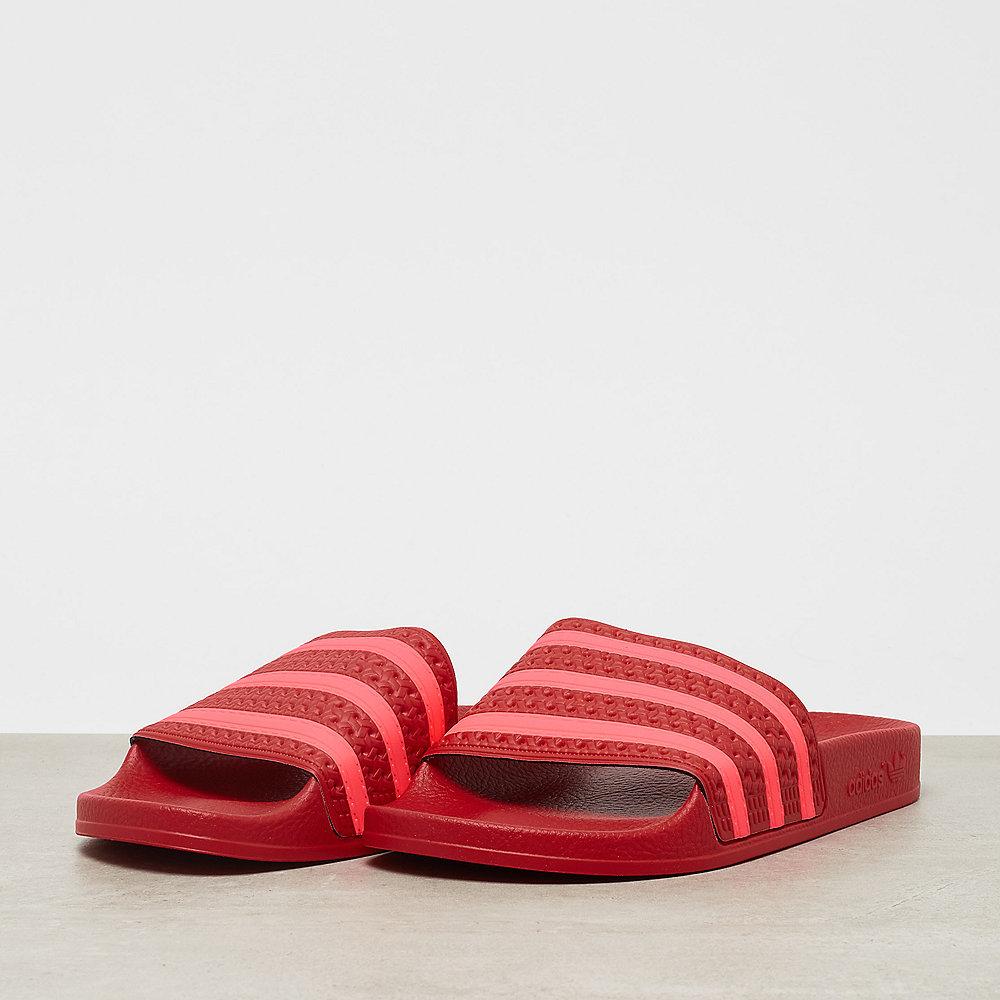 adidas Adilette W scarlet/flash red/scarlet