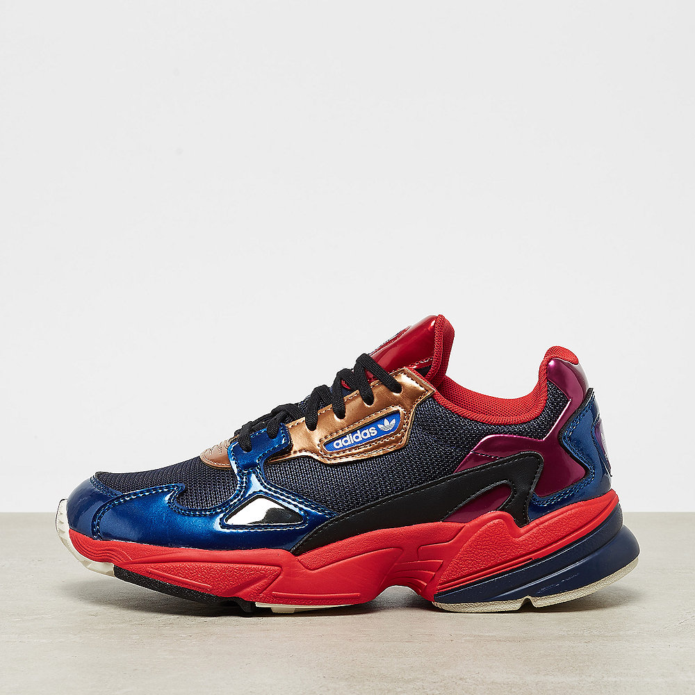 adidas Falcon W collegiate/navy collegiate red