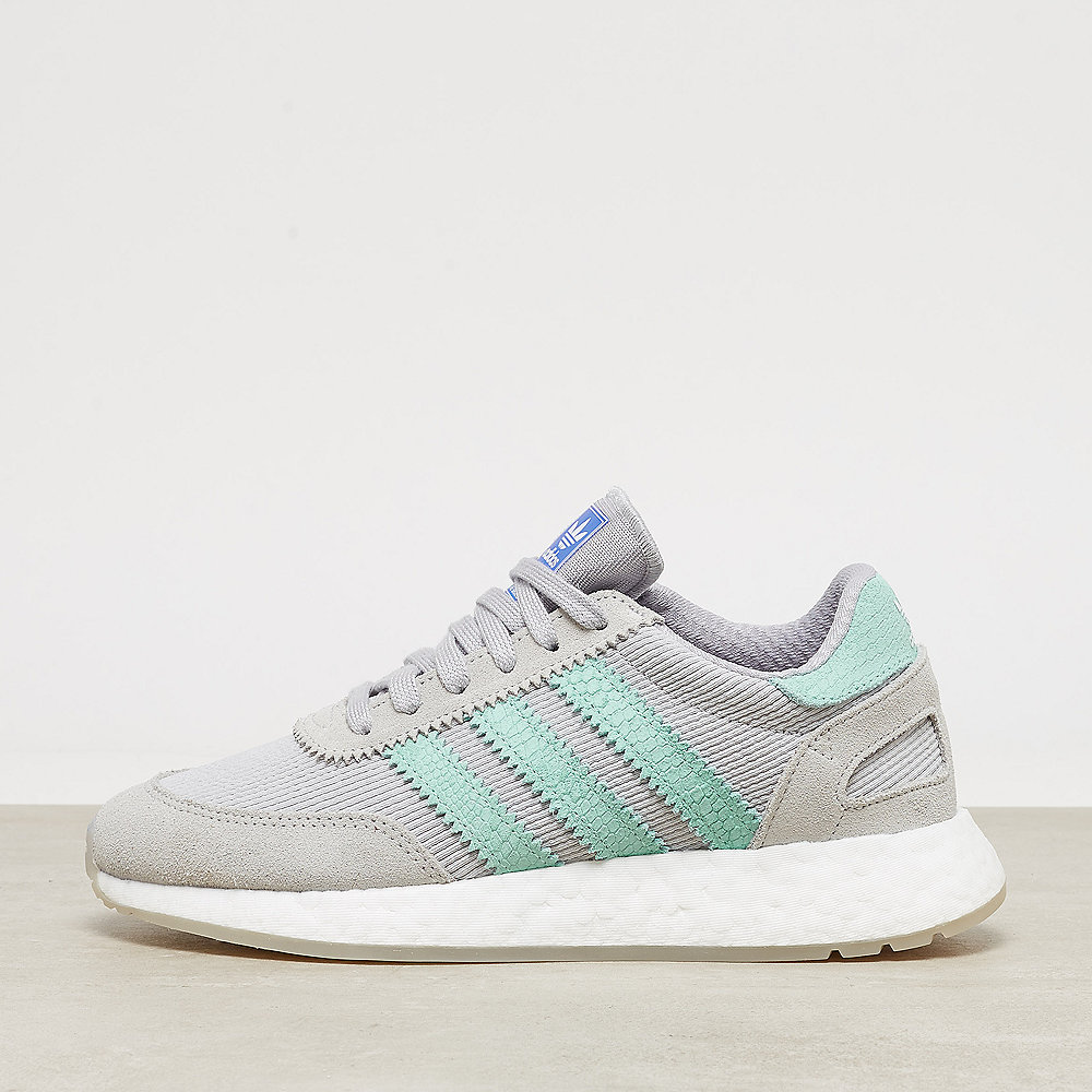 adidas I-5923 solid grey/clear mint/crystal white