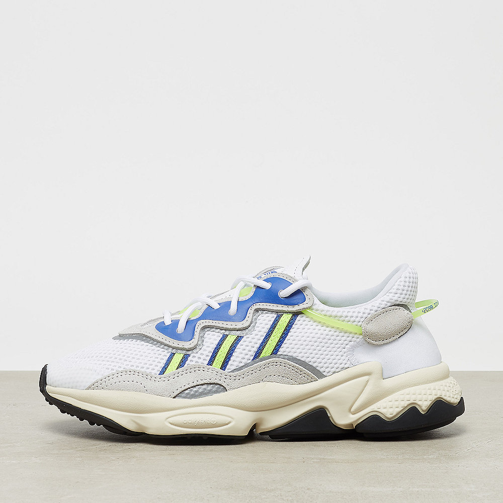 sneakers for cheap 067fd 27d25 Ozweego ftwr white/grey one solar yellow