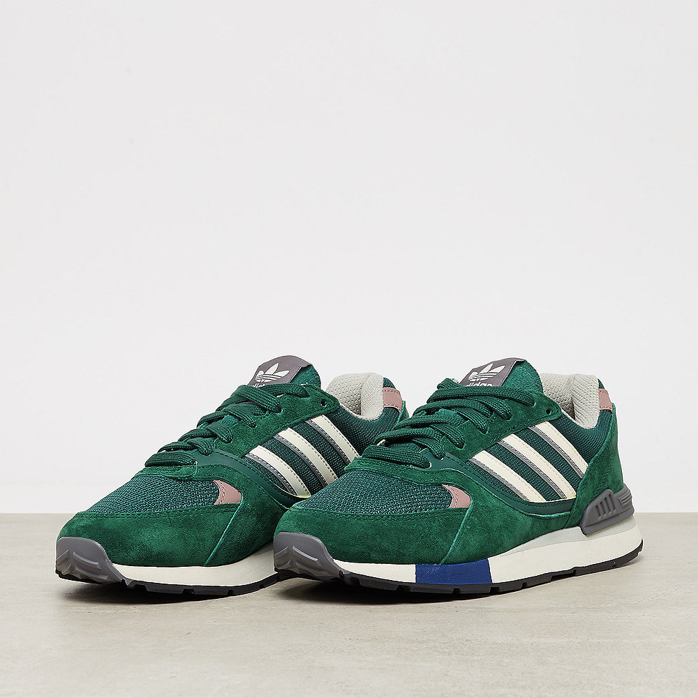 adidas Quesence collegiate green/noble green/chalk white
