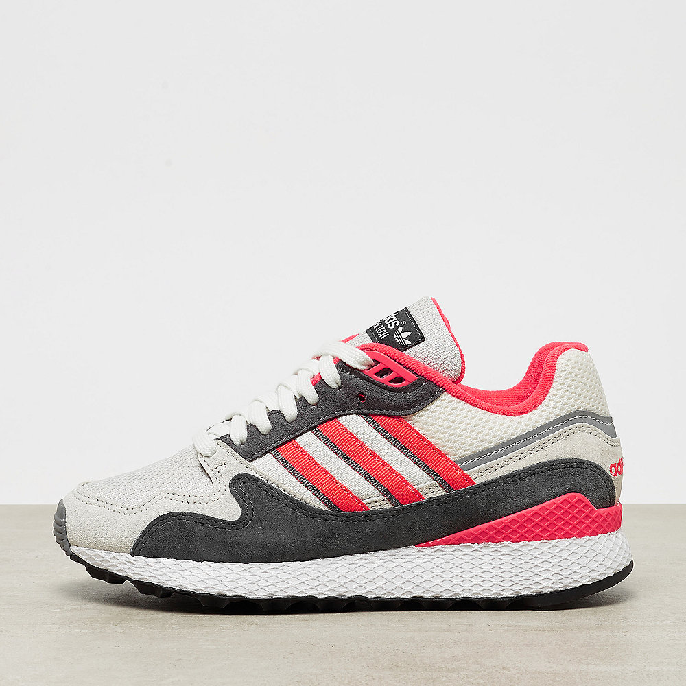 adidas Ultra Tech raw white/shock red/grey