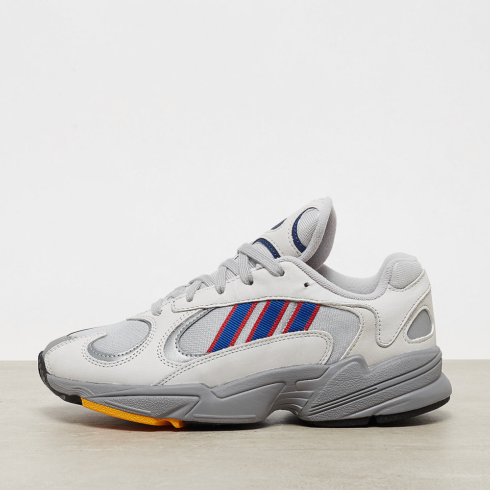 adidas Yung 1 Grey Two F17/collegiate royal/scarlet