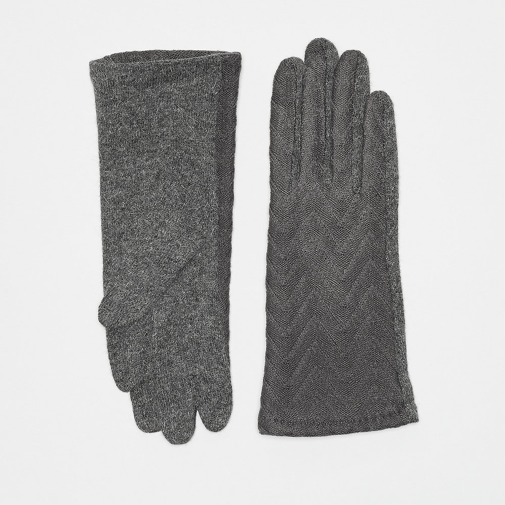 Nümph Filomena Gloves grau