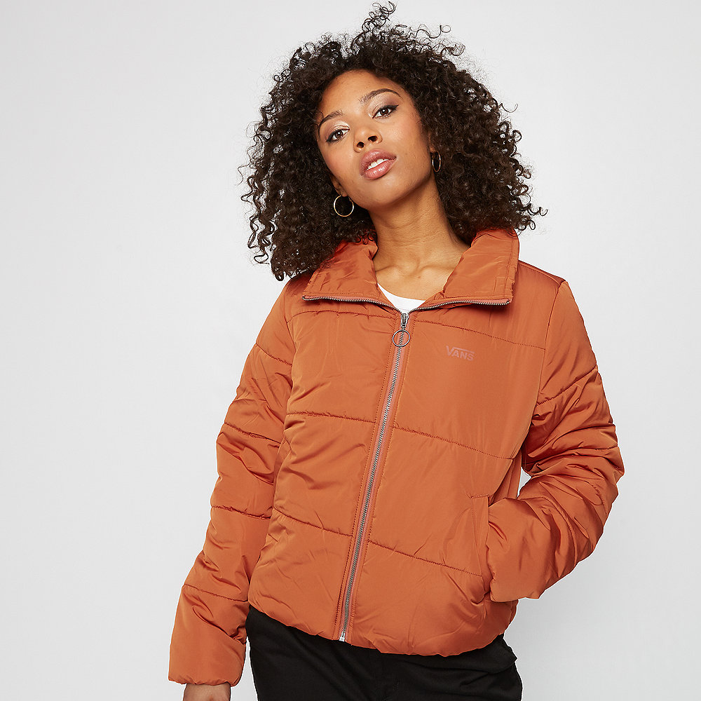 Foundry Puffer Jacket potters clay
