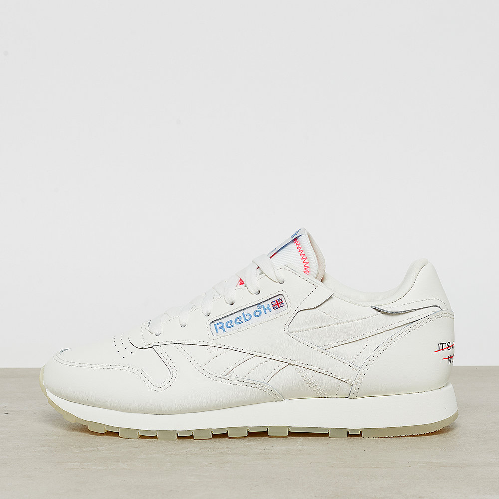 Reebok Classic Leather white/chalk/none