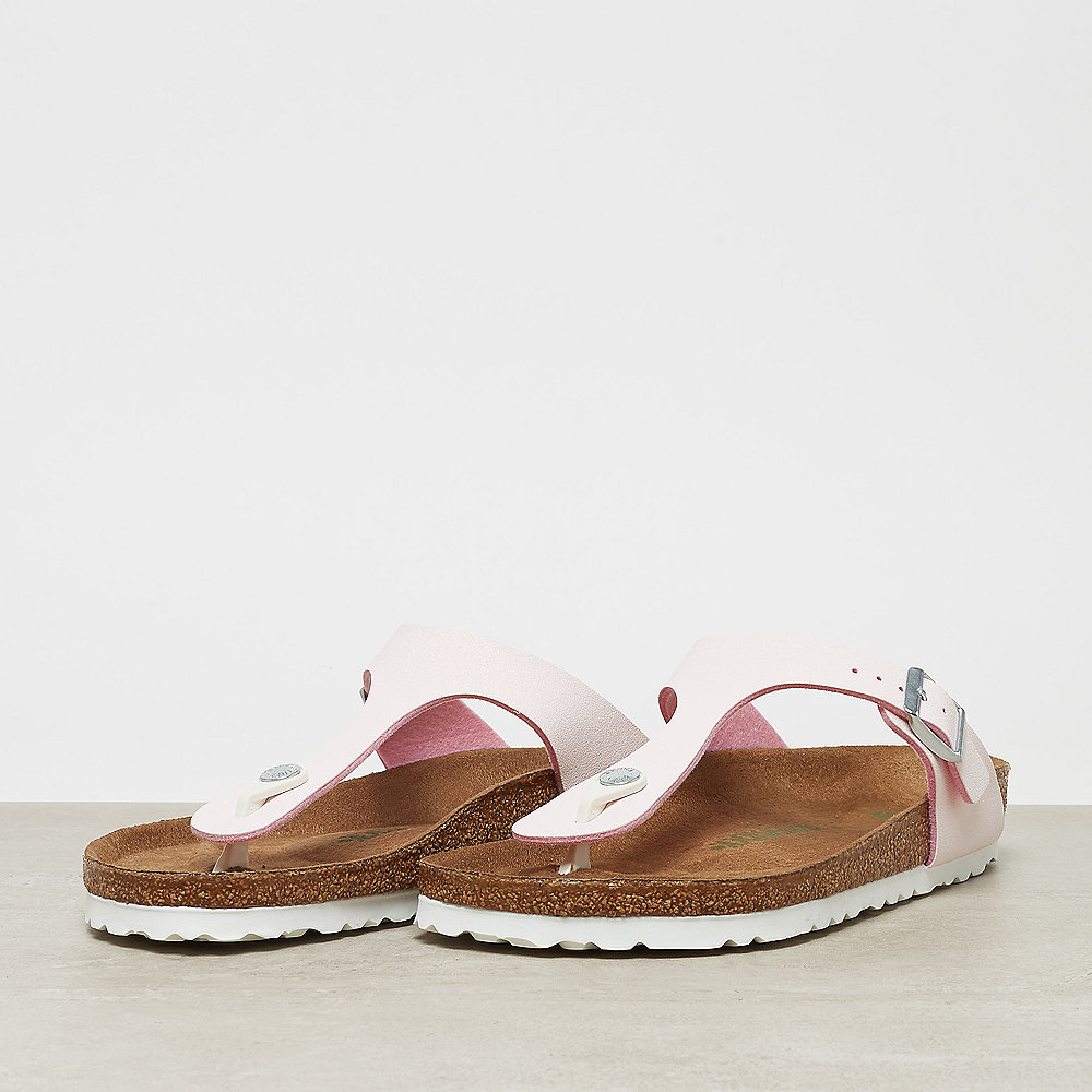 Birkenstock Gizeh BF brushed rose VEG