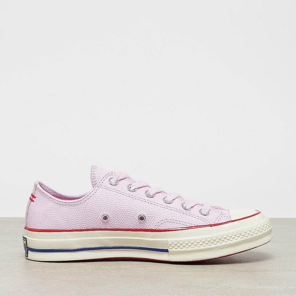 Converse Chuck 70 OX pink foam/enamel red/egret