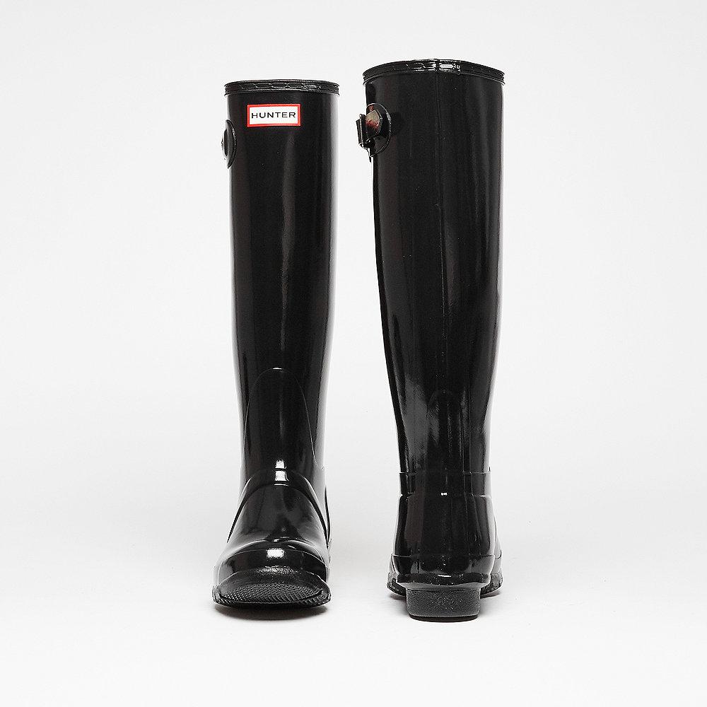 Hunter Original Tall Gloss black