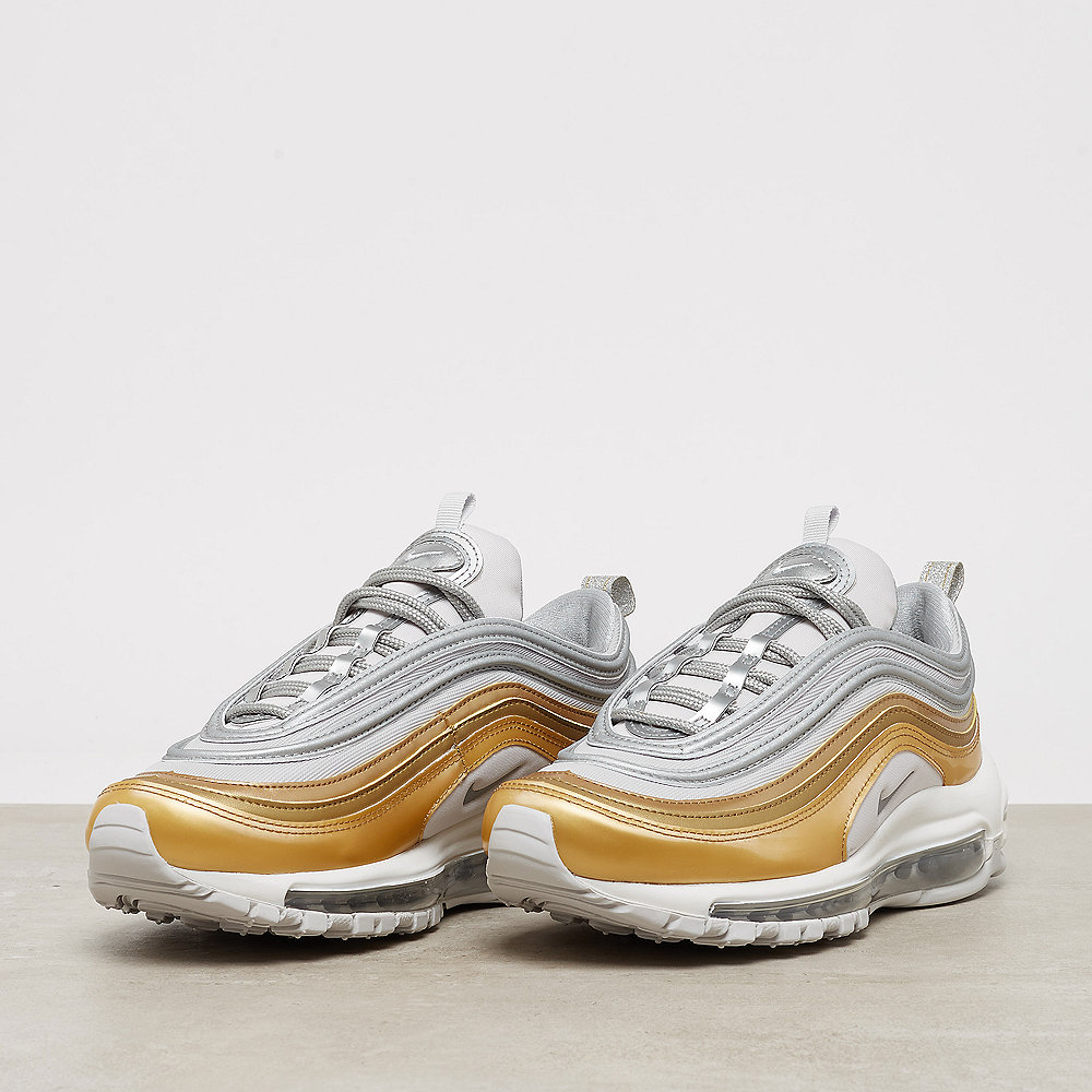 NIKE Air Max 97 SE vast grey/metallic silver-metallic gold