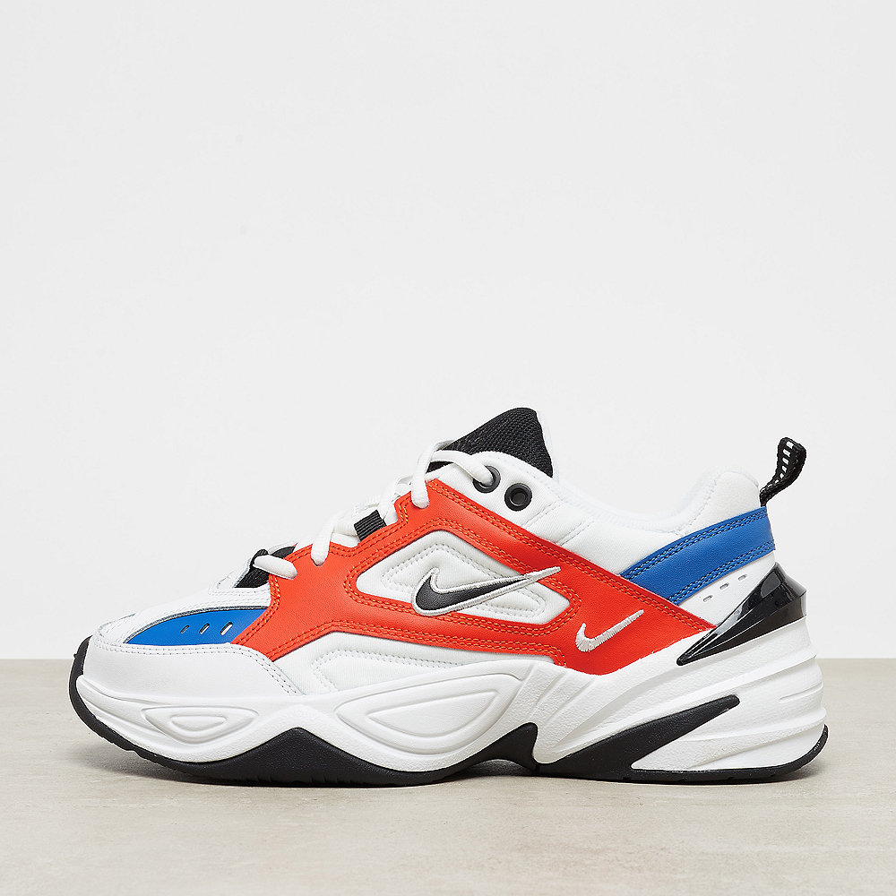 detailed pictures sneakers low priced M2K Tekno summit white/black-team orange