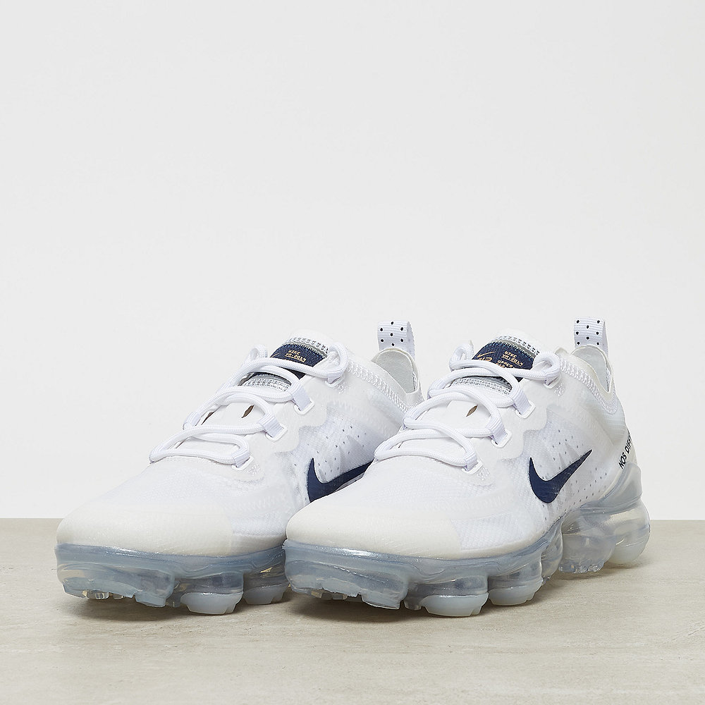NIKE Air Vapormax 2019  white/midnight metallic red bronze
