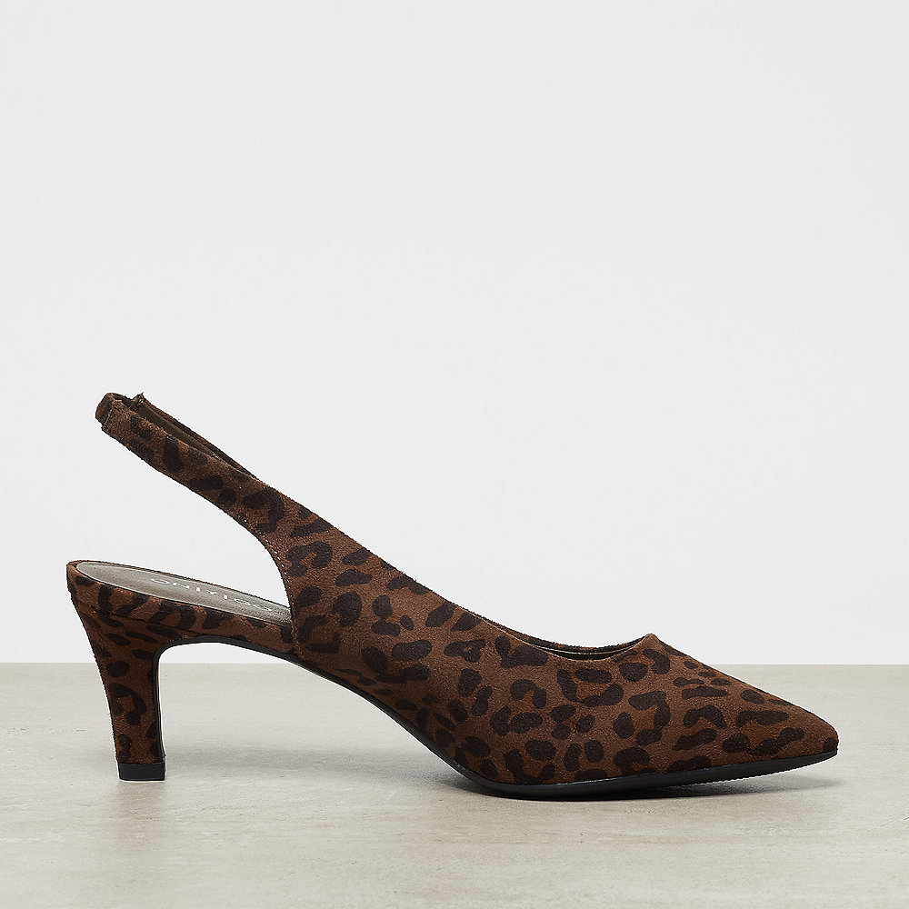 ONYGO Sling Back Pumps Leo