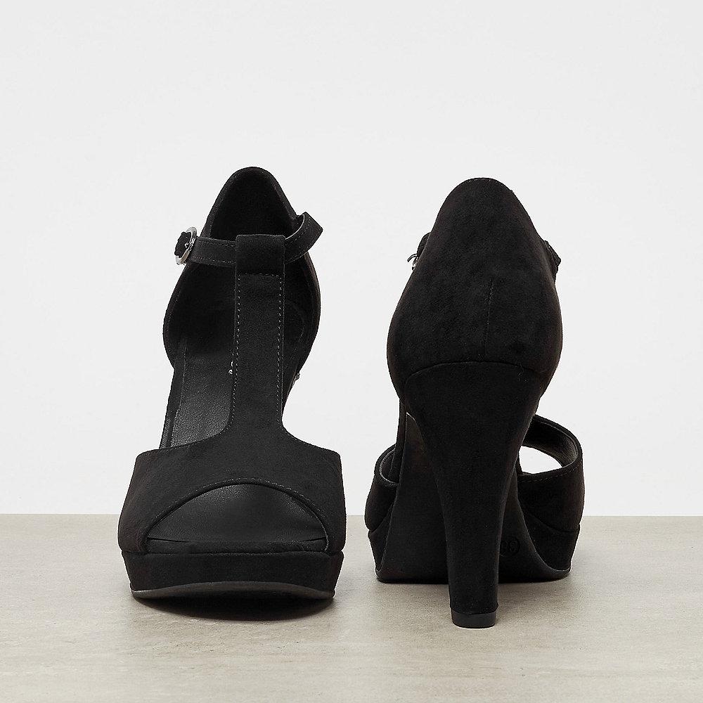 ONYGO T- Strap Sandalette plateau black