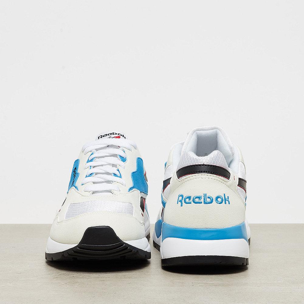 Reebok Bolton chalk/white/red rush/california blue/black