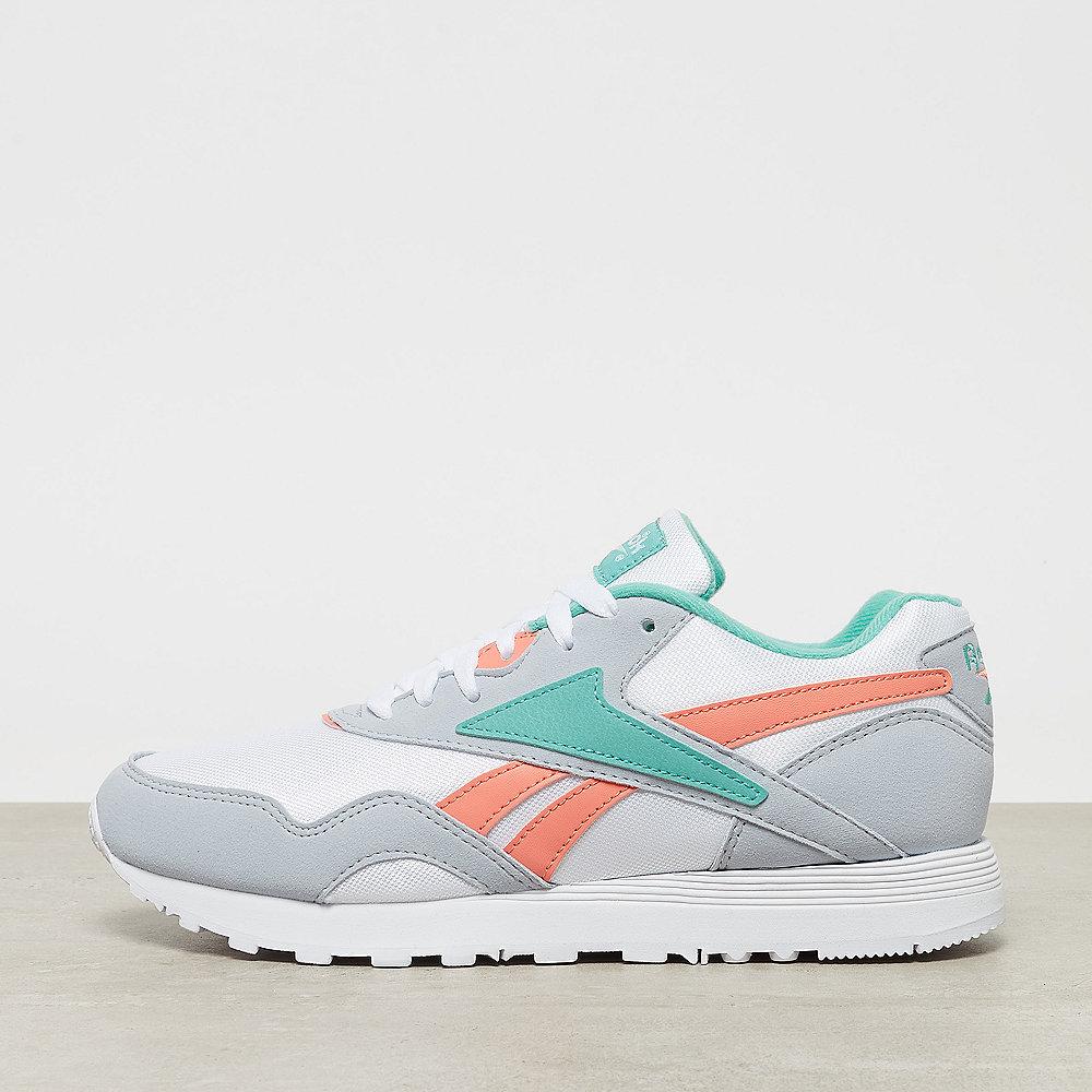 Reebok Rapide SYN white/cloud grey/emerald sea/steel pink