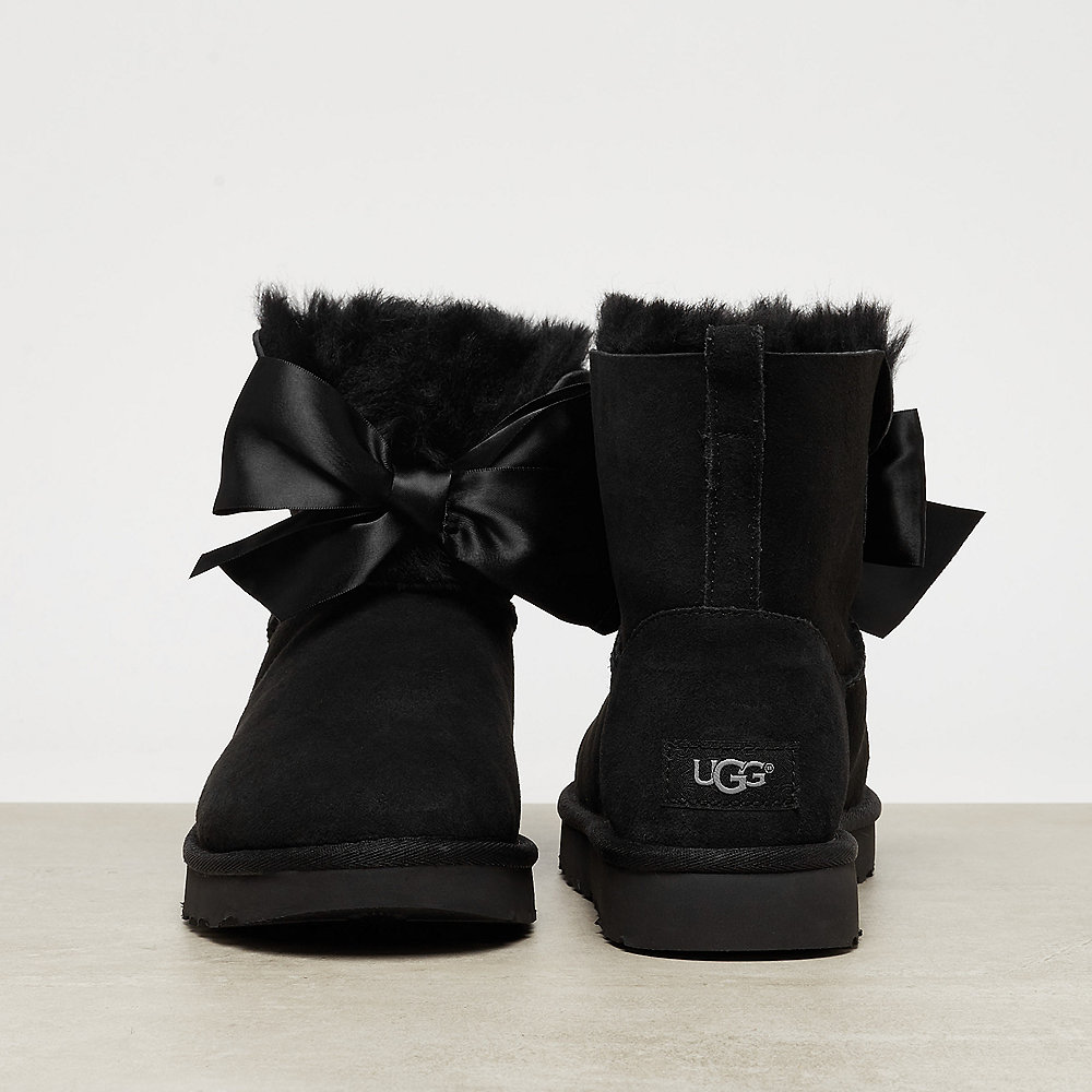 UGG Gita Bow Mini black