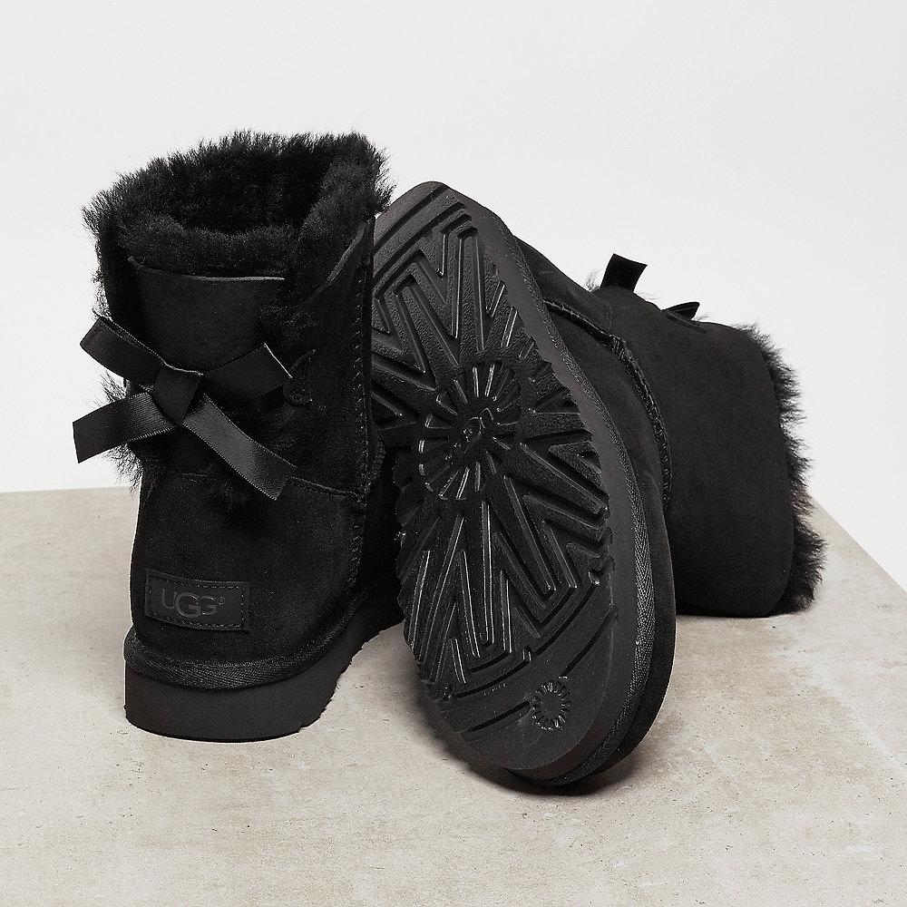 UGG Mini Bailey Bow 1.5 black